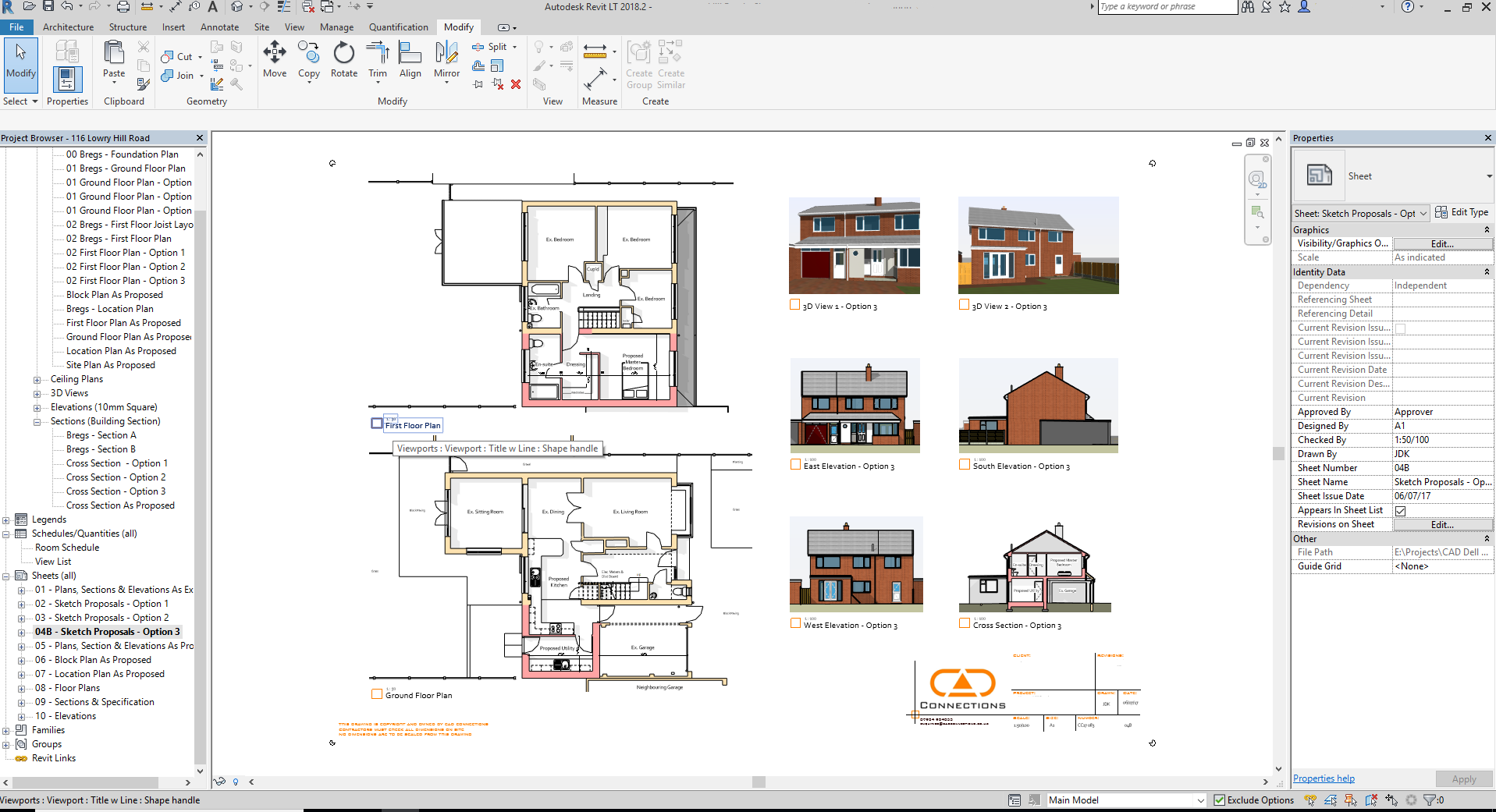 CAD Connections   Drawing Services   Architectural Design