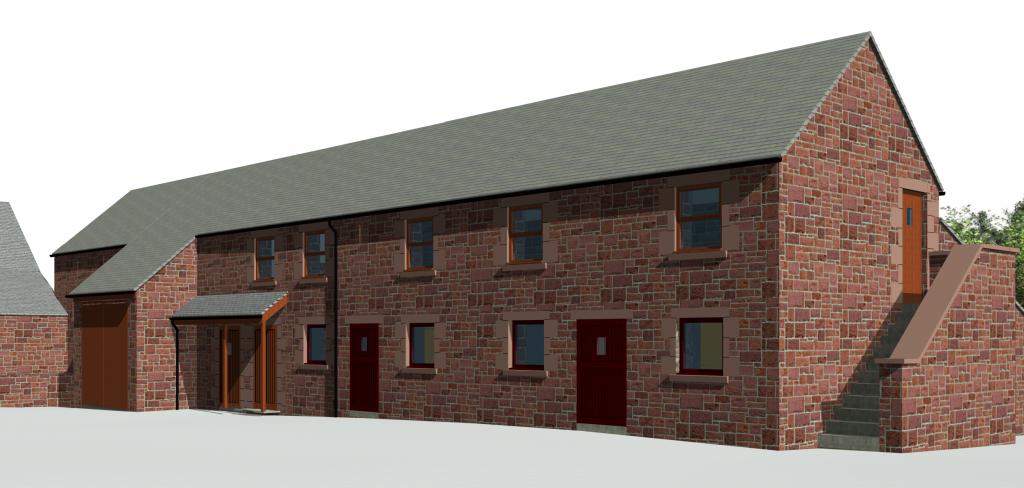 Cumbrian Building on BIM